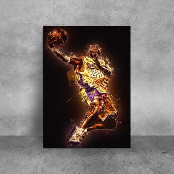 Abstraktni Kobe Bryant
