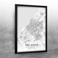 Hag mapa - white