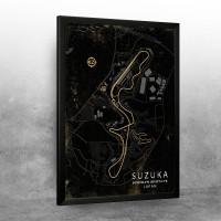 JAPAN SUZUKA F1 staza