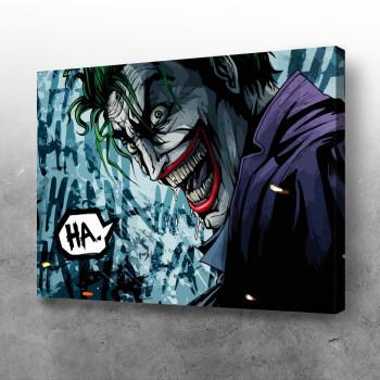 Ha! it`s the Joker
