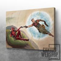 The Creation of Deadpool
