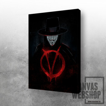 V For Vendetta 3