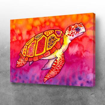 Nirvana turtle