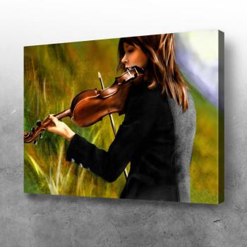 Violinistkinja