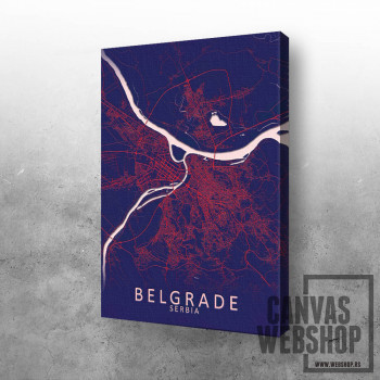 Beograd u međuvremenu