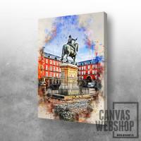 Trg u Madridu