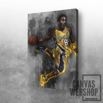 Young Kobe Bryant