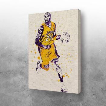 Kobe Bryant Atack