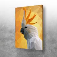 White bird art