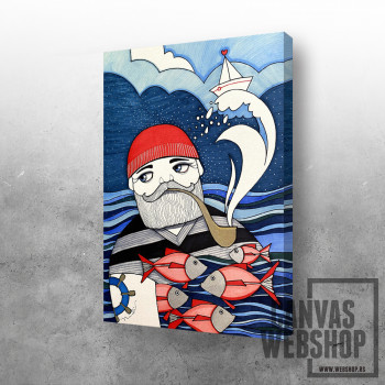 Mornar u moru