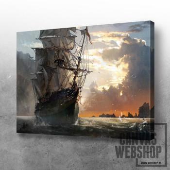 All sails ahead