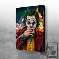 Joker and cigarete