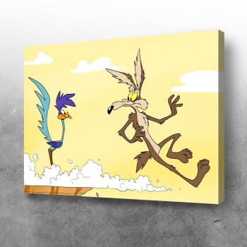 Kojot i prica trkačica