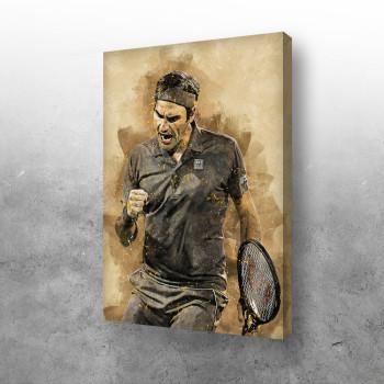 Federer R art
