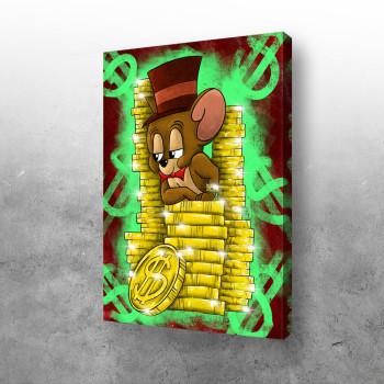 Jarry and money