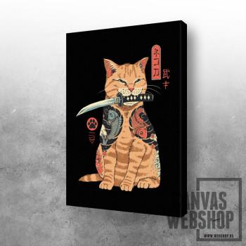 Yakuza cat