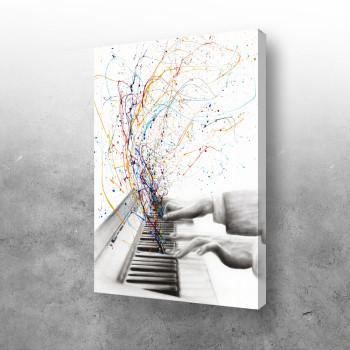 Abstraktna klavijatura