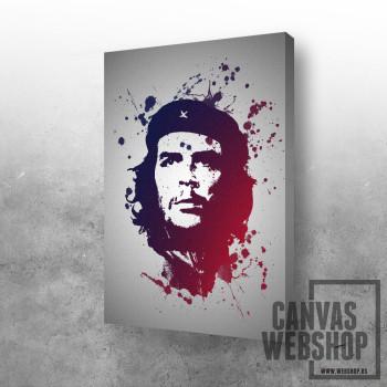 Apstract Che Guevara