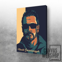 Arnold Schwarzenegger Retro