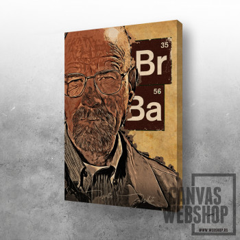Walter White art