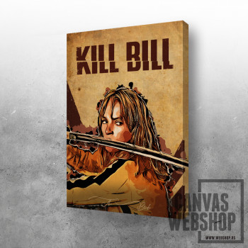 Kill Bill art
