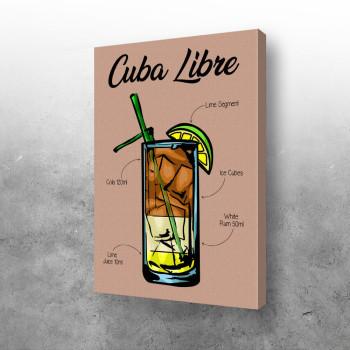 Cuba Libre koktel