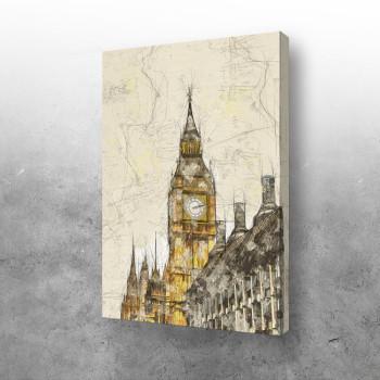 Big Ben u Engleskoj