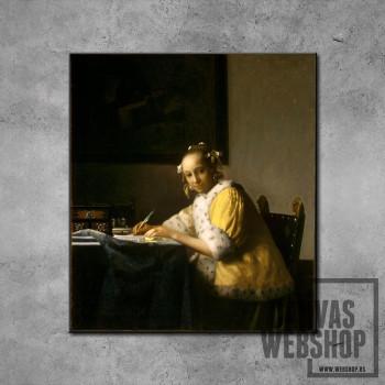 Dama koja piše pismo