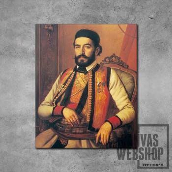 Portret Petra II. Petrovića Njegoša