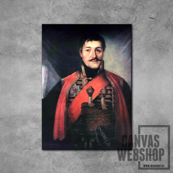 Portret Karađorđa