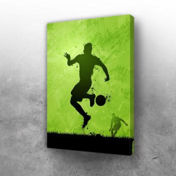04 Soccer player Backhell