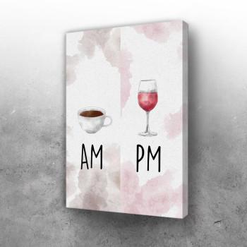 Am Coffee Pm Wine