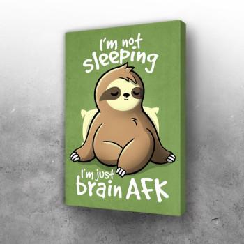 Brain AFK sloth