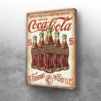 Coca Cola Vintage Sign 20