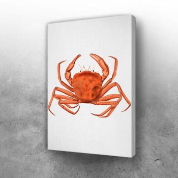 Crab Watercolor
