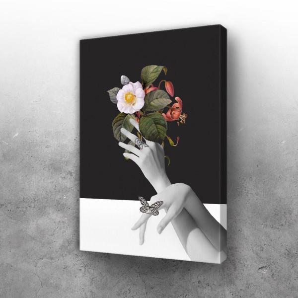 Cveće u rukama