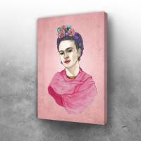 Frida Kahlo Portrait.