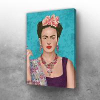 Frida Khalo blue
