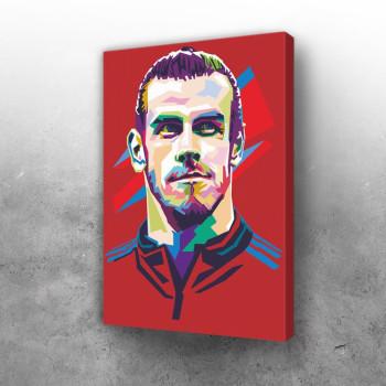 Gareth Bale art