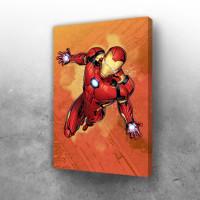 Iron Man cartoon
