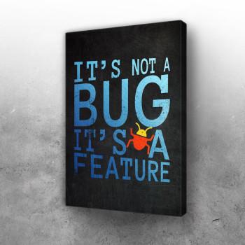 It is not a bug