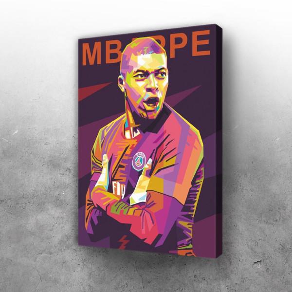 Kylian Mbappe Wpap I