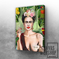 Modern Frida Kahlo
