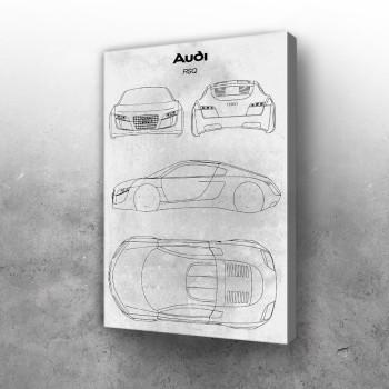 No021 Audi RSQ