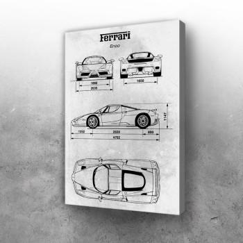 No065 Enzo Ferrari
