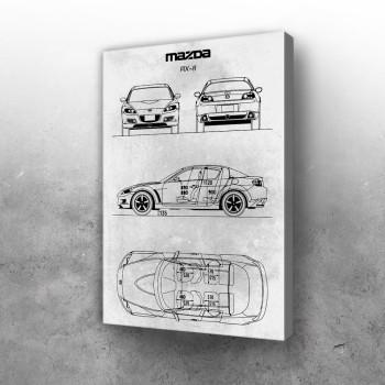 No136 Mazda RX 8