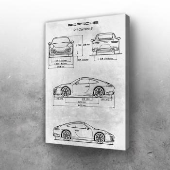 No198 Porsche 911 CarreraS