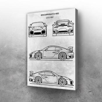 No199 Porsche GT2 RS1