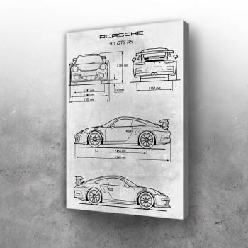 No201 Porsche 911 GT3 RS
