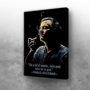 Pablo Escobar quote